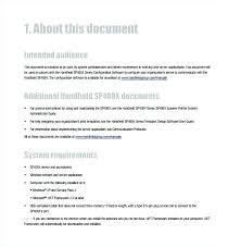 Cover Page Project Reference Templates Format Ms Word Software User