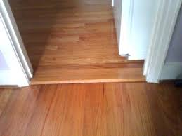 transition from tile to hardwood tile to wood transition strip tile to wood floor transition help