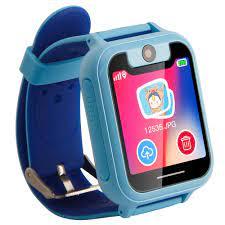 Excelvan S6 2G IP67 Chống Nước Trẻ Em Đồng Hồ Thông Minh Camera GPS Thông  Minh GPS Chống Mất Cảnh Giác Trẻ Em Bé đồng Hồ Đồng Hồ Thông Minh  Smartwatch