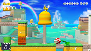 Super Mario Maker 2 Gets Unofficial World Map Building Tool