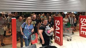 We design and produce furniture with great aesthetics at a competitive price point, without compromising. Shoppers Flock To Adelaide S First Suburban Boxing Day Sales Abc News