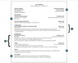 College Activities Resume Template Blockbusterpage Com