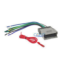 cobalt wiring harness car stereo radio wiring harness for 2004 up select chevrolet pontiac fits cobalt