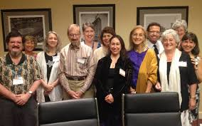 Marcel Moyse Society Fan Page - Our wonderful Moyse Society meeting today  in New Orleans: Alan Cox, Priscilla Holt, Rebecca Dunnell, Fritz Kraber,  Cate Hummel, Jacque Hofto, Joan Baumann, Carol Wincenc, David