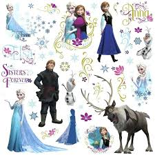 frozen wall decor embark on the journey alongside your favorite characters from frozen with these officially frozen wall decor