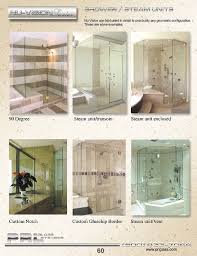 We stock an extensive line of shower door units, hardware and components  with a variety