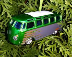 Vw bus ornament | Etsy