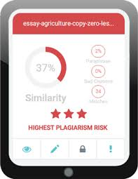 plagiarism checker features plagiarism checker scores