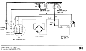 1977 1978 ct90 wiring diagram need help understanding rectifier usually a wiring diagram makes sense to me if i stare at it long enough but this one has me stumped