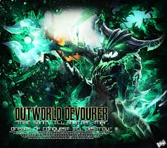 dota 2 outworld devourer by uhej on deviantart