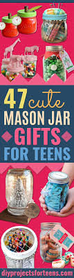 cute diy mason jar gift ideas for s best presents birthday gifts and cool room decor homemade birthday gifts for best friend boy gift ideas