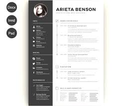 curriculum template resume templates template docx free download modern academic cv word