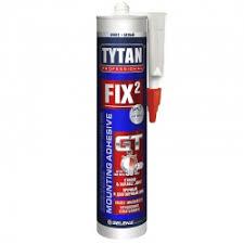 <b>TYTAN</b> Professional <b>Монтажный Клей</b> - Герметик Fix2 GT, белый ...
