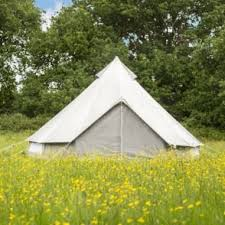 The Oxford Bell Tent 4m - Grey