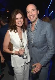 On Thursday, Tony Hale met up with Breaking Bad's Betsy Brandt. | Stars  Kick Off the Emmy Celebrations! | POPSUGAR Celebrity Photo 22