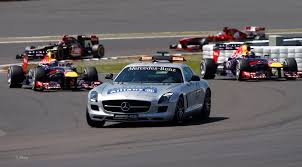Safety Car, 2013 German Grand Prix, Nurburgring, · F1 Fanatic