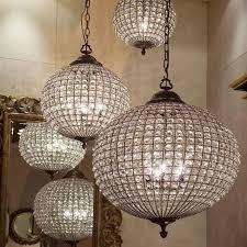 adele crystal chandelier