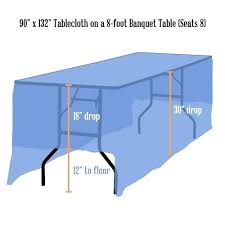 banquet table sizes round table sizing chart standard banquet hall table size