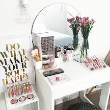 makeup vanity organization ideas. 17 Gorgeous Makeup Storage Ideas Beauty Vanity Organization Desk With For Pinterest
