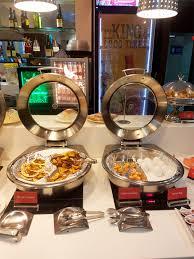 Buffet / Food at The Good Times Bar