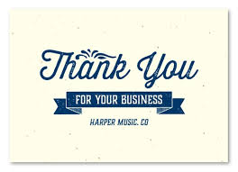 Business Thank You Note Cards Company Thank You Cards Under Fontanacountryinn Com