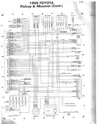 89 4runner wiring diagram 88 3vze 5 speed wiring diagram help yotatech forums copied and scanned these from a mechanics