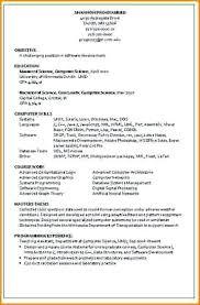 Programming Resume Examples. C Programmer Resume Developer Resume ...