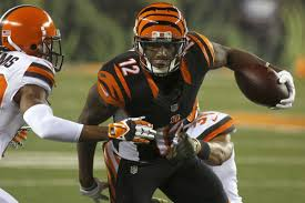 Atlanta Falcons Wr Depth Chart 2016 Free Agency 2016 Mohamed Sanu Signs 5 Year Deal With