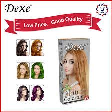 Dexe Hair Dye Ice Cream Hair Color Chart With 12 Colors Buy Lovely Hair Color Cream Hair Color Chart With 12 Colors Hair Coloring Cream Product On
