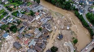 تدمر الفيضانات القاتلة ألمانيا وأجزاء أخرى من أوروبا الغربية
