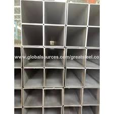 Square Tube Weight Chart China Ms Square Pipe Weight Chart Erw Tube Galvanized Square