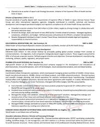 Military Executive Officer Sample Resume Beauteous Executive Resume Samples Professional Resume Samples