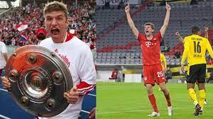 توماس مولر يصبح اللاعب الألماني الأكثر تتويجًا بالألقاب