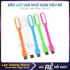 Đèn LED đọc sách cắm cổng USB giá hạt dẻ, nhỏ gọn tiện dụng - Phụ kiện  không thể thiếu cho ai thích làm việc đêm tại TP. Hồ Chí Minh