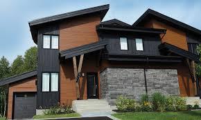 Maibec Siding Colors Chart Maibec Residential Quebec Area Urban Modern Style
