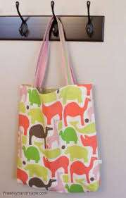 simple tutorial freshly handmade kids lined tote bag tutorial