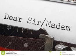 Cv Cover Letter Dear Sir Madam Writing A Student Essay Slideshare