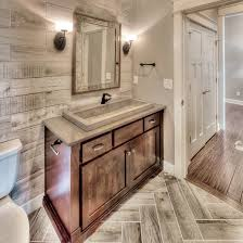 modern rustic bathrooms. Exellent Rustic St Jude Dream Home Modern Rustic Bathroom Intended Bathrooms