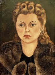 frida kahlo and diego rivera art gallery nsw frida kahlo portrait of natasha gelman 1943