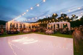 Awesome Outdoor Wedding Dance Floor Pictures Styles Ideas 2018