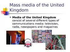 tv and mass media essay  tv and mass media essay