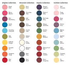Colour Coordination Chart Color Coordinating Your Horse And