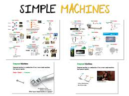 Simple Machines – Lesson Presentation (PPT) by veyselbiga ...