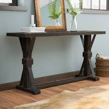 distressed entry table. amity console table distressed entry t