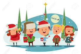 Image result for christmas singing