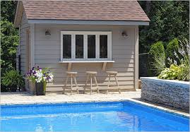 small pool shed. If I Had A Pool Would Want This House To Go With It. Small Shed
