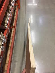 home depot s quality control is outstanding