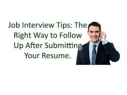 the right way to follow up after sending in your resume melanie szlucha mba pulse linkedin follow up email sample after sending resume