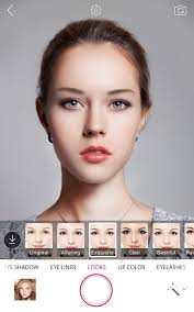 youcam makeup v5 24 6 with live streaming makeup experts available for right now