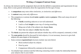 compare contrast essay th grade world literature lozano picture